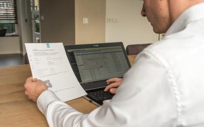 STKKR voor accountancy, De VIA en SBT machtigingscode efficiënt verwerken