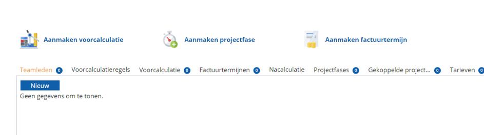 STKKR, Factuurtermijn aanmaken