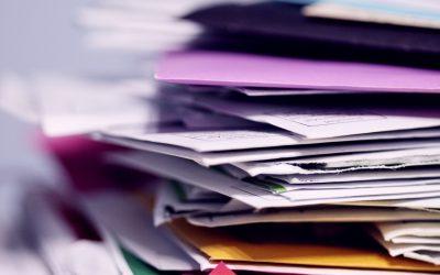 Vervallen posten bij verkooporder
